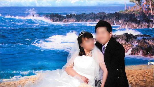 Một trong những cặp vợ chồng giả do hai bố con ông Shiao sắp đặt. Ảnh: U.S. Immigration and Customs Enforcement