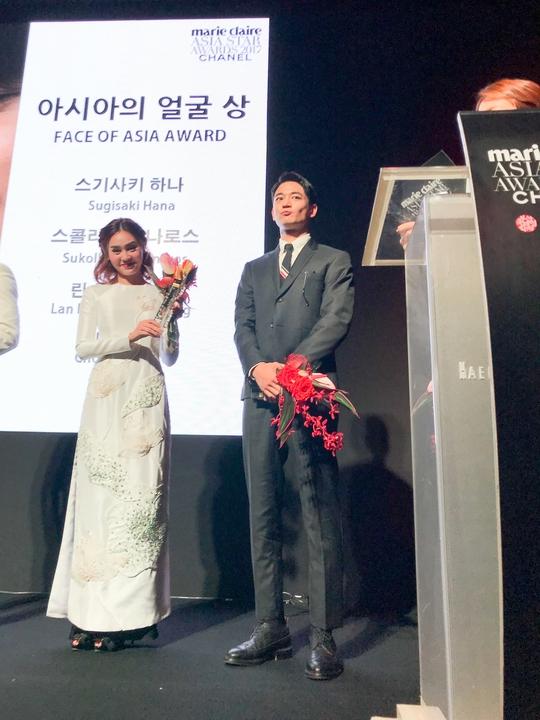Ninh Dương Lan Ngọc nhận giải thưởng tại Hàn Quốc - Ảnh 5.