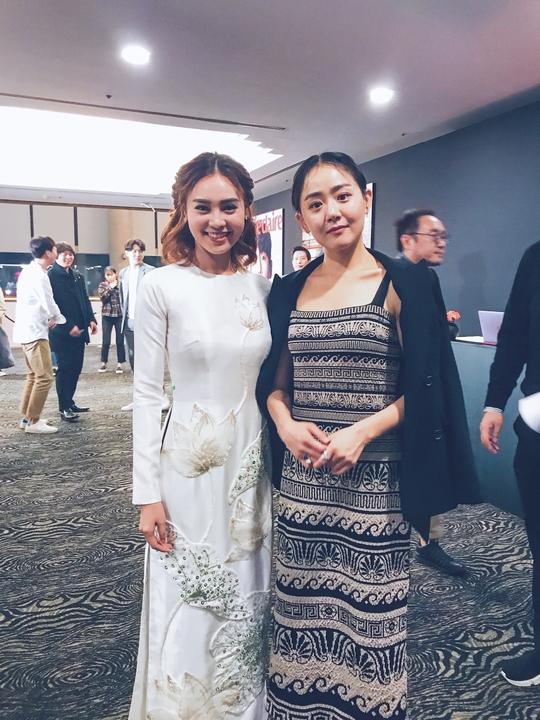 Ninh Dương Lan Ngọc nhận giải thưởng tại Hàn Quốc - Ảnh 7.