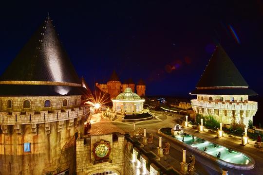 Sun World Ba Na Hills tiếp tục được vinh danh Khu du lịch hàng đầu Việt Nam - Ảnh 4.