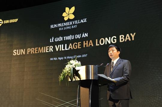 Nhà đầu tư hào hứng với dự án BĐS nghỉ dưỡng đầu tiên của Sun Group tại miền Bắc - Ảnh 1.