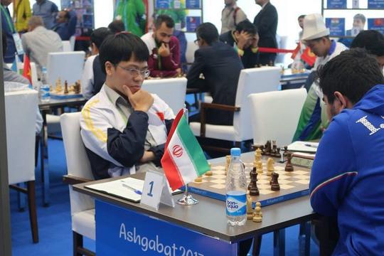Lê Quang Liêm vào top 20 thế giới - Ảnh 1.