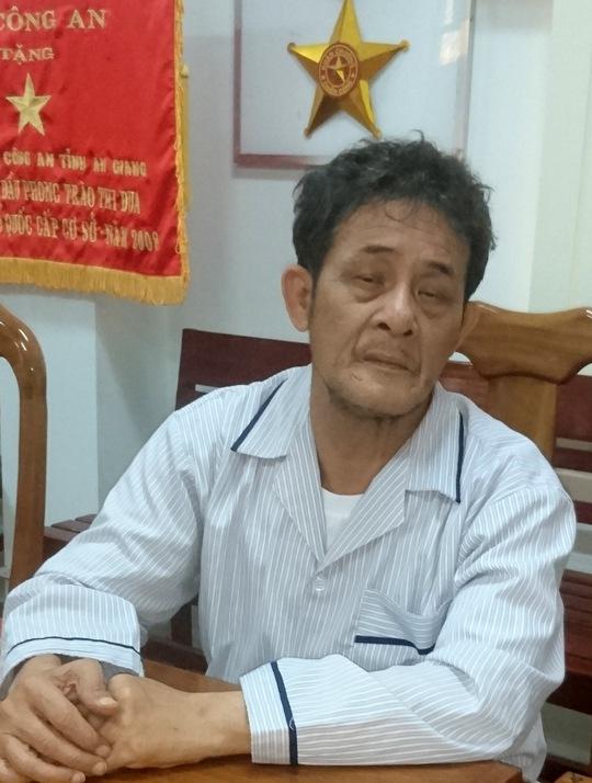 Lê Thanh Vân đã được di lý về Cơ quan CSĐT Công an tỉnh An Giang để tiếp tục điều tra mở rộng.