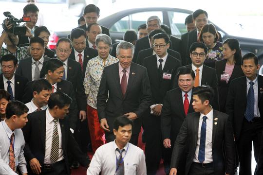 Ông Lý thăm Việt Nam theo lời mời của Thủ tướng Nguyễn Xuân Phúc