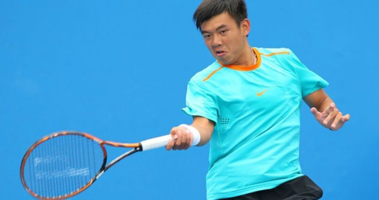 Để chuẩn bị cho Davis Cup 2017, Lý Hoàng Nam chỉ có thể ăn Tết với gia đình 1 ngày mà thôi