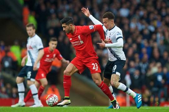 Lịch truyền hình trực tiếp: Tottenham - Liverpool, Everton - Arsenal - Ảnh 1.