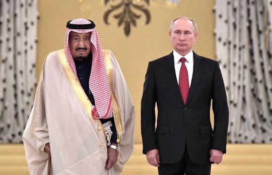 Khả năng hiếm có của Ả Rập Saudi - Ảnh 1.