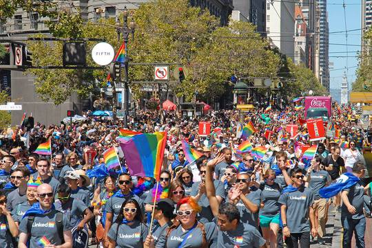 Đến San Francisco nghe chuyện người đồng tính!