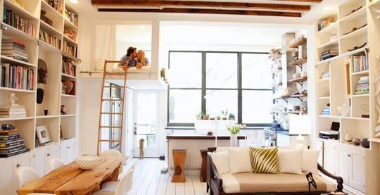 4 điều tuyệt đối không được quên cho những căn hộ nhỏ - Ảnh 1.