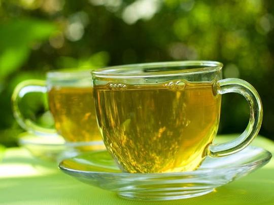 Cẩn thận khi sử dụng quá nhiều trà xanh - Ảnh 1.