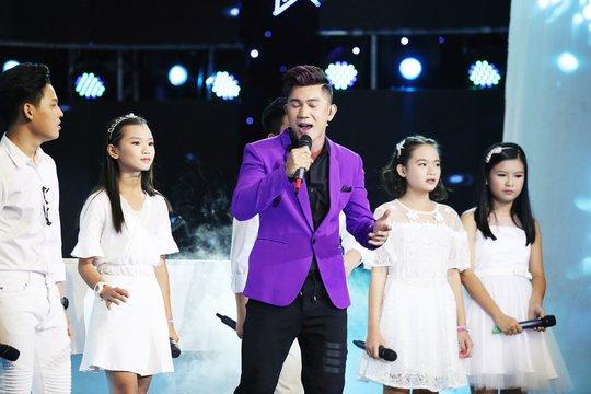 Đôi chân thiên thần giúp Lương Bằng Quang chiến thắng tập 2 Sao nối ngôi - Ảnh 1.