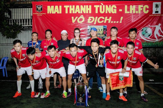 Chiến thắng khó tin ở chung kết cúp Long Hoàng - Ảnh 2.