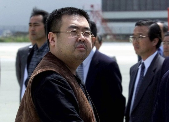 Ông Kim Jong Nam. Ảnh: AP