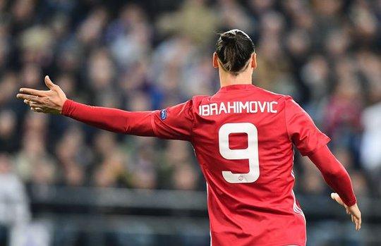 Ibrahimovic sẽ trở lại ở đại chiến Arsenal - Ảnh 3.