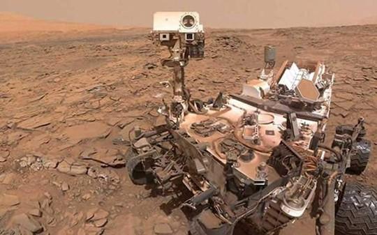 Sao Hỏa từng là hành tinh xanh giống trái đất - Ảnh 3.