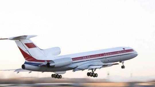 Tu-154M biến hình thành máy bay do thám Trung Quốc - Ảnh 1.