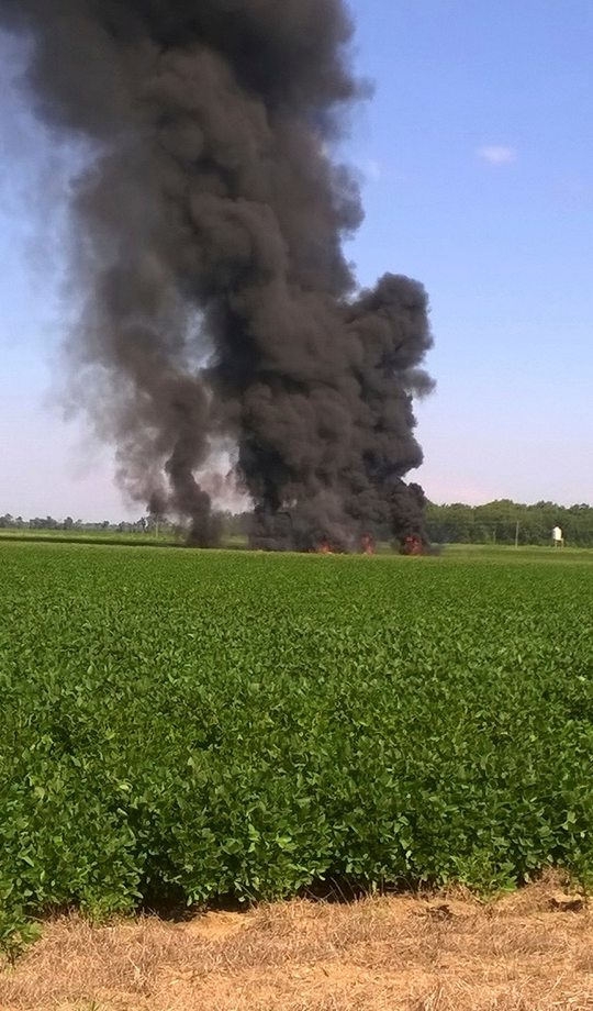 Mỹ: Rơi máy bay quân sự, 16 người thiệt mạng - Ảnh 2.