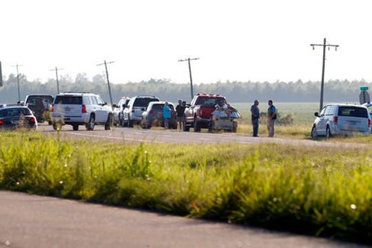Mỹ: Rơi máy bay quân sự, 16 người thiệt mạng - Ảnh 3.