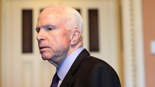 Thượng nghị sĩ John McCain. Ảnh: The Hill