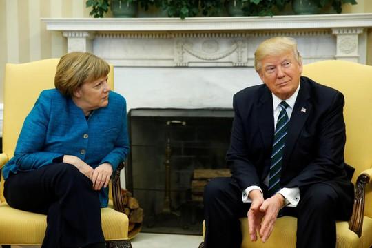 Lãnh đạo Mỹ, Đức tranh cãi chuyện Triều Tiên - Ảnh 1.
