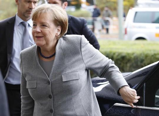 Đức: Khủng hoảng chính trị, bà Merkel chưa chắc ghế thủ tướng - Ảnh 1.