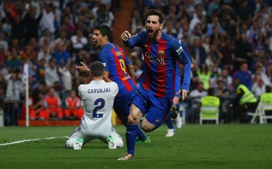 Đằng sau màn trình diễn tuyệt vời và bàn thắng thứ 500 của Messi là những thống kê ấn tượng