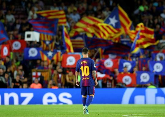Tương lai bất định của Barcelona - Ảnh 1.