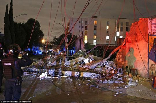 Động đất cấp độ 8 gần Mexico, cảnh báo sóng thần 8 nước - Ảnh 7.