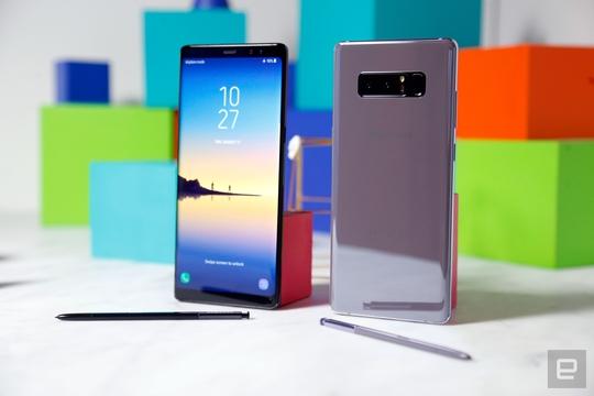 Samsung ra mắt Galaxy Note 8 cạnh tranh iPhone 8 - Ảnh 5.