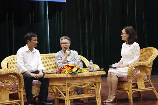 GS Ngô Bảo Châu nói về cách cân bằng cuộc sống - Ảnh 1.