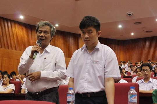GS Ngô Bảo Châu nói về cách cân bằng cuộc sống - Ảnh 3.