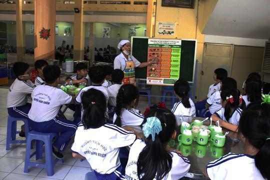 Nhật Bản hỗ trợ xây dựng bếp ăn bán trú đạt chuẩn với dự án Bữa ăn học đường - Ảnh 3.