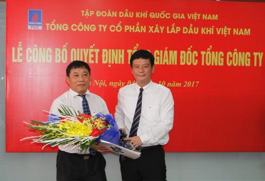 PVC có tổng giám đốc mới là ông Nguyễn Đình Thế - Ảnh 1.