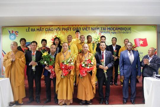 Lập Trung tâm đầu tiên của Phật giáo Việt Nam tại châu Phi - Ảnh 4.
