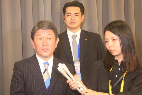 Họp tận đêm, các bộ trưởng đồng thuận về nguyên tắc cho TPP-11 - Ảnh 1.