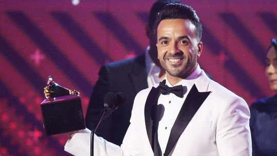 Ca khúc tỉ view thắng lớn tại Grammy Latin - Ảnh 1.