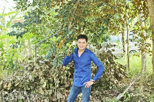 Nhà vườn 3.000 mét vuông của diễn viên Minh Luân