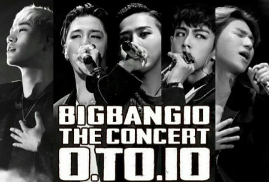 Big Bang dẫn đầu bảng xếp hạng hút khán giả - Ảnh 2.