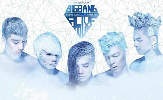 Big Bang dẫn đầu bảng xếp hạng hút khán giả - Ảnh 4.