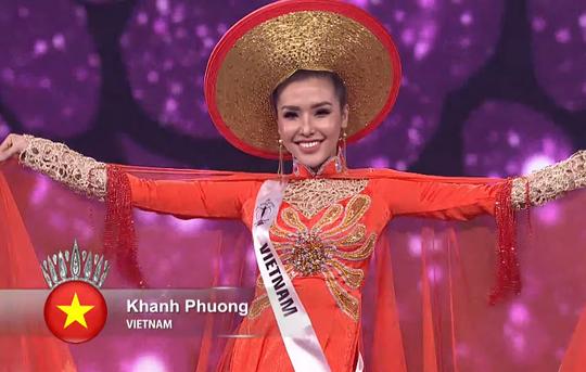 Tranh cãi nhan sắc của Tân Hoa hậu Siêu quốc gia 2017 - Ảnh 11.