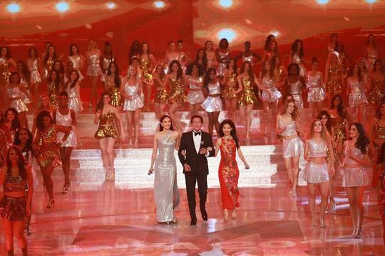 Đỗ Mỹ Linh vào thẳng tốp 40 Hoa hậu Thế giới 2017 - Ảnh 1.
