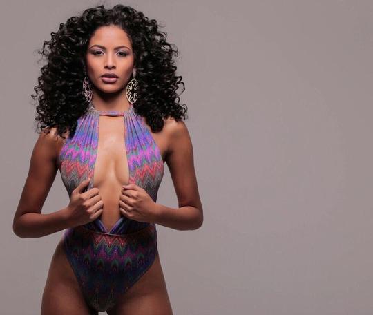 Cận cảnh nhan sắc Tân Hoa hậu Brazil - Ảnh 3.