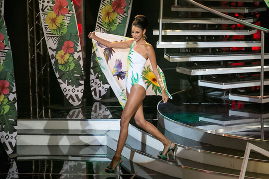 Những ứng cử viên sáng giá của Hoa hậu Hoàn vũ 2017 - Ảnh 5.