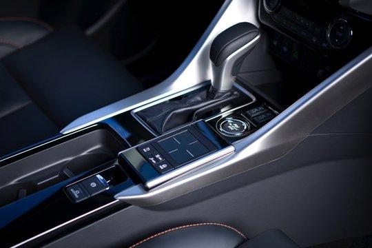 Eclipse Cross - mẫu SUV thể thao mới của Mitsubishi