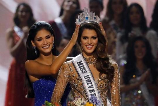Philippines từ chối đăng cai Hoa hậu Hoàn vũ 2017 - Ảnh 1.