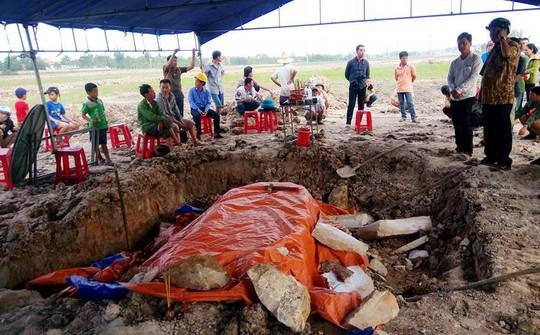 Thực hư ngôi mộ cổ vừa được tìm thấy ở Quảng Bình - Ảnh 1.
