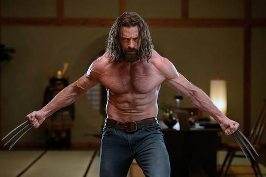 Hugh Jackman trong phim Logan
