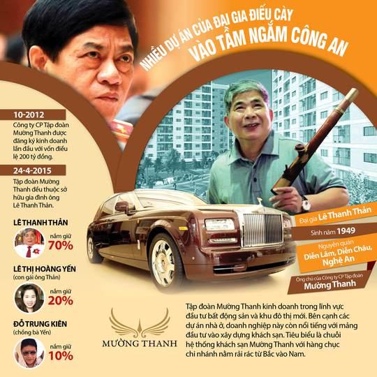 Infographic: Khách sạn sang chảnh hại đại gia điếu cày - Ảnh 1.