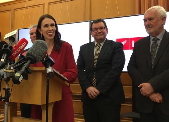 New Zealand sắp có nữ thủ tướng trẻ nhất - Ảnh 1.