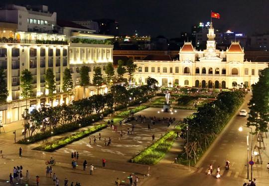Địa điểm chụp hình đẹp ở Sài Gòn cực chất siêu lung linh - Ảnh 9.